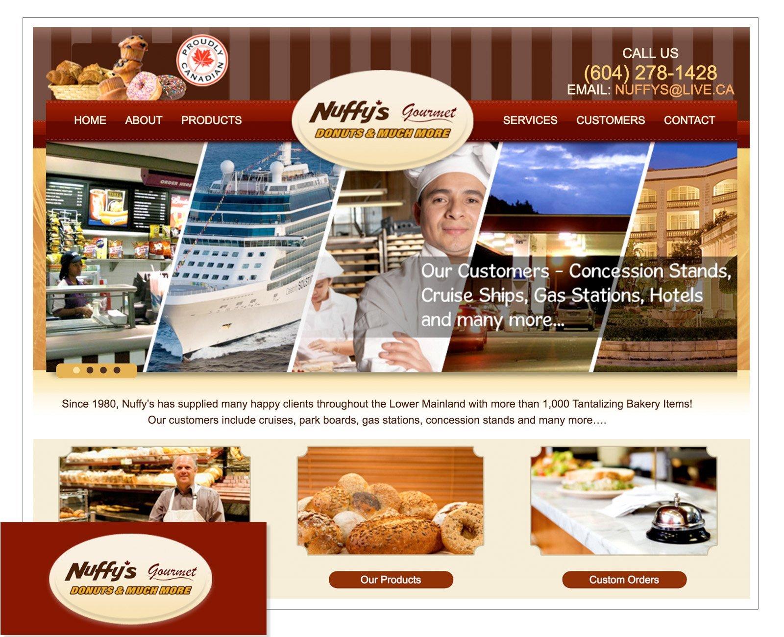 corporate web design company vancouver